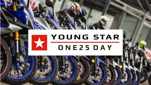 Yamaha YOUNGSTAR ONE25 DAY