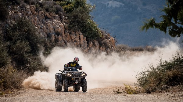 Motorradnews Can-Am Offroad Days 14.09. - 14.10.2018