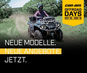 Motorradnews Can-Am Off-Road Days 2020