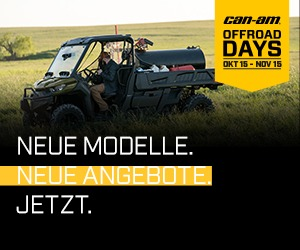 Motorradnews Can-Am Off-Road Days 2020 - AKTIONEN & ANGEBOTE